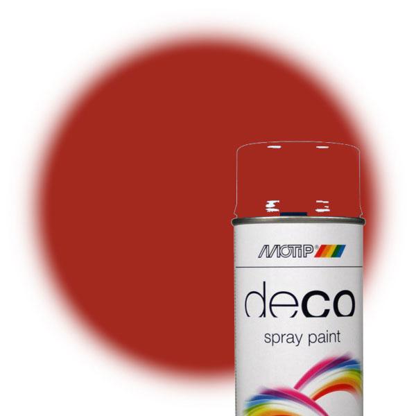 Motip-Alkyd-Deco-Spray-Hoogglans-400ml-Ral-3000