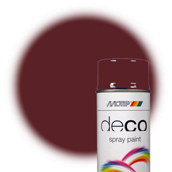 Motip-Alkyd-Deco-Spray-Hoogglans-400ml-Ral-3005