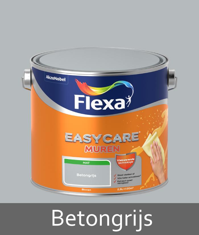Flexa-easycare-muren-betongrijs
