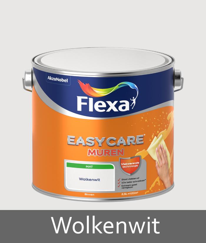 Flexa-easycare-muren-wolkenwit