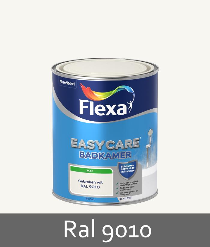 Flexa-easycare-badkamer-ral-9010