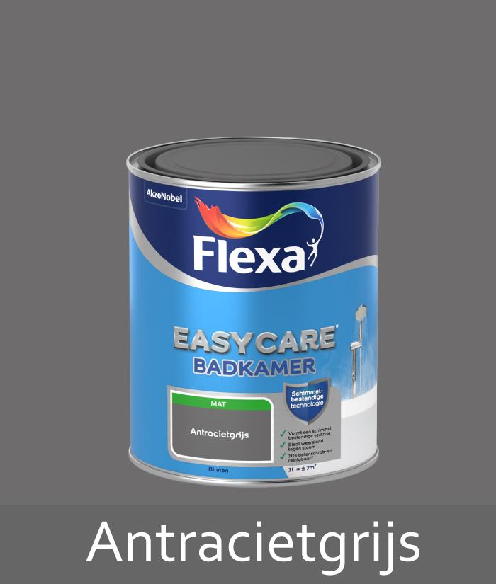 Flexa-easycare-badkamer-antracietgrijs