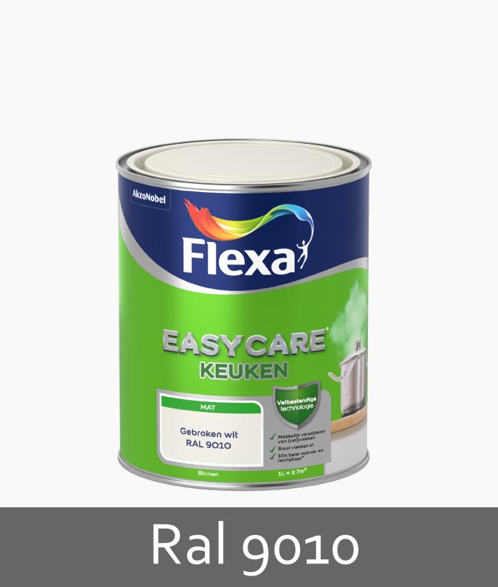 Flexa-easycare-keuken-ral-9010