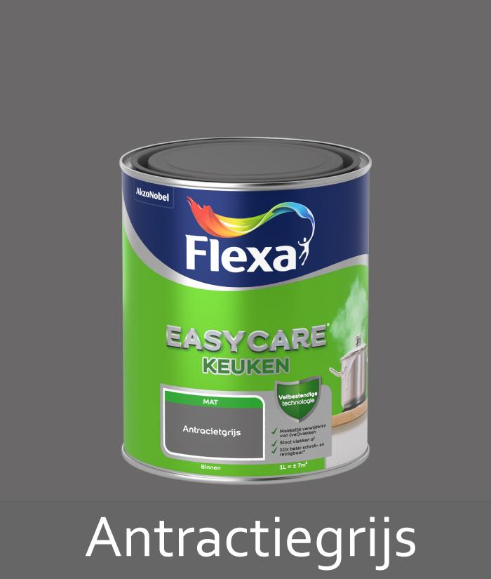 Flexa-easycare-keuken-antracietgrijs