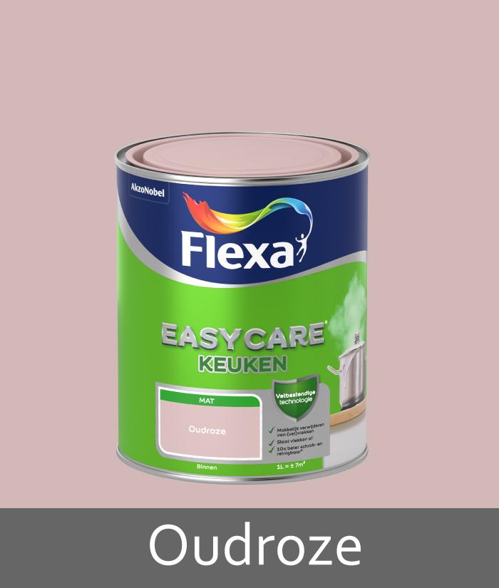 Flexa-easycare-keuken-oudroze