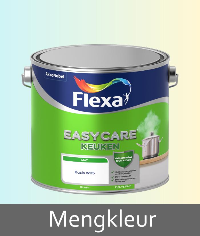 Flexa-easycare-keuken-mengkleur-2-5-liter