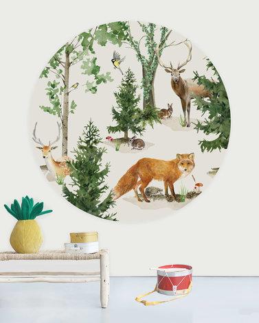 creative-lab-amsterdam-forest-life-wallpaper-circl